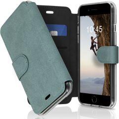 Accezz Xtreme Wallet für das iPhone SE (2020) / 8 / 7 - Hellblau