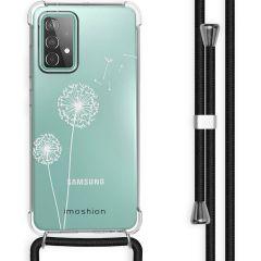 iMoshion Design Hülle mit Band Galaxy A52(s) (5G/4G) -Pusteblume