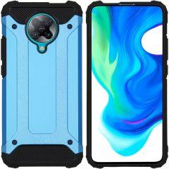 iMoshion Rugged Xtreme Case Hellblau Xiaomi Poco F2 Pro