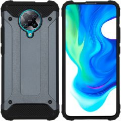 iMoshion Rugged Xtreme Case Dunkelblau Xiaomi Poco F2 Pro