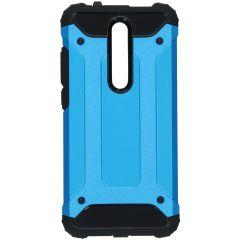 iMoshion Rugged Xtreme Case Hellblau für das Xiaomi Mi 9T (Pro)