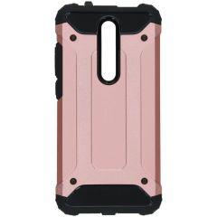 iMoshion Rugged Xtreme Case Roségold für das Xiaomi Mi 9T (Pro)
