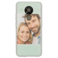 Gestalte deine eigene Nokia 3.4 Gel Hülle