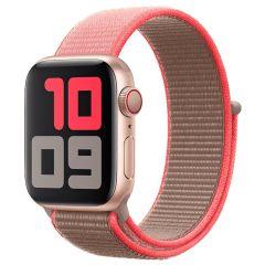 Apple Sport Loop Band Apple Watch Series 1-6 / SE - 42/44mm - Rosa