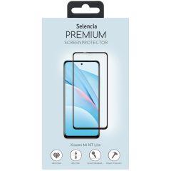 Selencia Screen Protector aus gehärtetem Glas Xiaomi Mi 10T Lite
