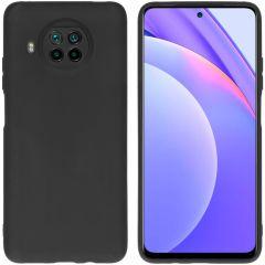 iMoshion Color TPU Hülle für das Xiaomi Mi 10T Lite - Schwarz
