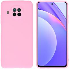 iMoshion Color TPU Hülle für das Xiaomi Mi 10T Lite - Rosa