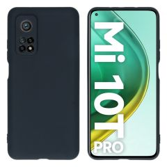 iMoshion Color TPU Hülle für das Xiaomi Mi 10T (Pro) - Schwarz