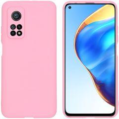 iMoshion Color TPU Hülle für das Xiaomi Mi 10T (Pro) - Rosa