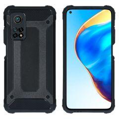 iMoshion Rugged Xtreme Case Xiaomi Mi 10T (Pro) - Schwarz