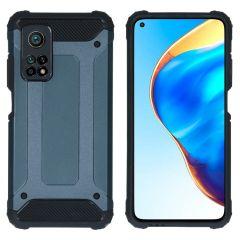 iMoshion Rugged Xtreme Case Xiaomi Mi 10T (Pro) - Dunkelblau