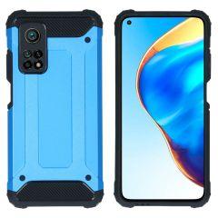 iMoshion Rugged Xtreme Case Xiaomi Mi 10T (Pro) - Hellblau