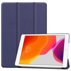 iMoshion Trifold Bookcase Blau iPad 10.2 (2019 / 2020)