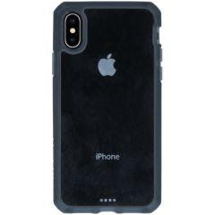 itskins Hybrid MKII Backcover iPhone Xs / X - Schwarz / Transparent