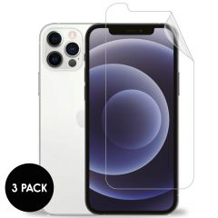 iMoshion Displayschutz Folie 3er-Pack iPhone 12 (Pro)
