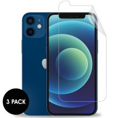 iMoshion Displayschutz Folie 3er-Pack iPhone 12 Mini