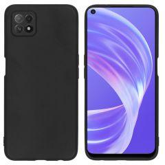 iMoshion Color TPU Hülle für das Oppo A73 (5G) - Schwarz