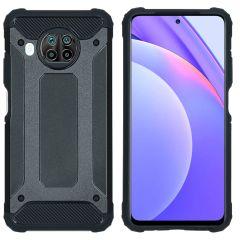 iMoshion Rugged Xtreme Case Xiaomi Mi 10T Lite - Schwarz