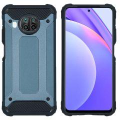 iMoshion Rugged Xtreme Case Xiaomi Mi 10T Lite - Dunkelblau