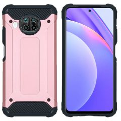 iMoshion Rugged Xtreme Case Xiaomi Mi 10T Lite - Roségold