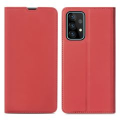 iMoshion Slim Folio Booklet Samsung Galaxy A72 - Rot