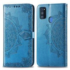 iMoshion Mandala Booktype-Hülle Samsung Galaxy M30s / M21 - Türkis