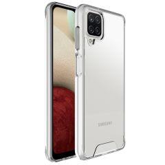 Accezz Xtreme Impact Case Transparent Samsung Galaxy A12