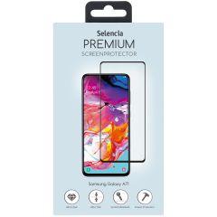 Selencia Screen Protector Glas Galaxy A71 / Note 10 Lite