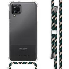iMoshion Backcover mit Band Samsung Galaxy A12 - Grün