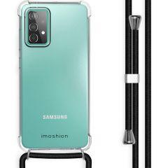 iMoshion Backcover mit Band Galaxy A52(s) (5G/4G) - Schwarz