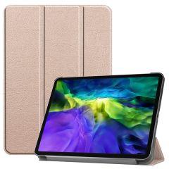 iMoshion Trifold Bookcase iPad Pro 11 (2020-2018) - Gold