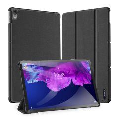 Dux Ducis Domo Book Case für Lenovo Tab P11 - Schwarz