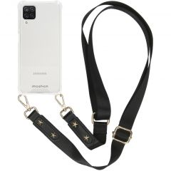 iMoshion Backcover mit Band Samsung Galaxy A12 - Transparent