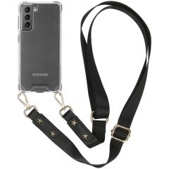 iMoshion Backcover mit Band Transparent für das Samsung Galaxy S21