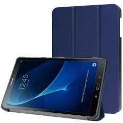 iMoshion Trifold Bookcase Galaxy Tab A 10.1 (2016) - Dunkelblau
