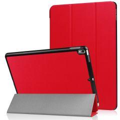 iMoshion Trifold Bookcase iPad Air 10.5 / iPad Pro 10.5 - Rot