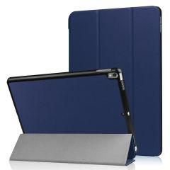 iMoshion Trifold Bookcase iPad Air 10.5 / iPad Pro 10.5 - Dunkelblau