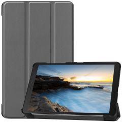 iMoshion Trifold Bookcase Galaxy Tab A 8.0 (2019) - Grau
