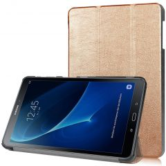 iMoshion Trifold Bookcase Galaxy Tab A 10.1 (2016) - Gold