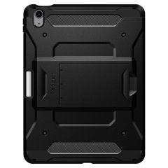 Spigen Tough Armor Pro Backcover iPad Air (2020) - Schwarz