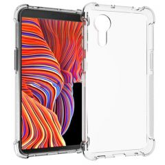 iMoshion Shockproof Case Samsung Galaxy Xcover 5 - Transparent