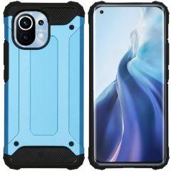 iMoshion Rugged Xtreme Case Xiaomi Mi 11 - Hellblau