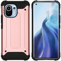 iMoshion Rugged Xtreme Case Xiaomi Mi 11 - Roségold