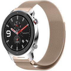 iMoshion Milanese Watch Armband Amazfit GTR - Roségold