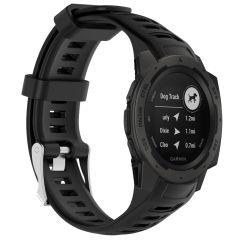 iMoshion Silikonband für die Garmin Instinct - Schwarz