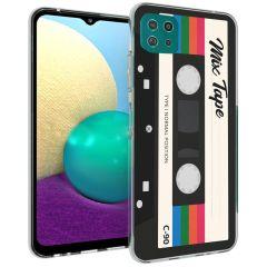 iMoshion Design Hülle Samsung Galaxy A22 (5G) - Kassette