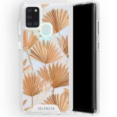 Selencia Fashion-Backcover mit zuverlässigem Schutz Galaxy A21s