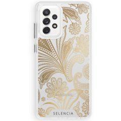 Selencia Fashion-Backcover zuverlässigem Schutz Galaxy A72