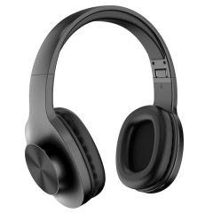Lenovo HD116 Wireless Over Ear Headphones - Schwarz