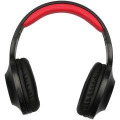 Lenovo HD116 Wireless Over Ear Headphones - Schwarz / Rot